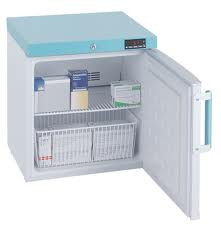 Buy Lec PE109C Pharmacy Refrigerator, 45L, Solid Door (PE109C) sold by eSuppliesMedical.co.uk
