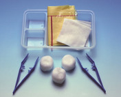 Buy Rocialle Small Dressing Pack, Sterile, Disposable, Each (RML101-005) sold by eSuppliesMedical.co.uk