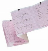 Buy Seca ECG Paper for CT3000, 90mm, Z-Fold. (463Z100430) sold by eSuppliesMedical.co.uk
