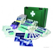 Buy 20 Person Workplace First Aid Kit in Oxford Box (REL103) sold by eSuppliesMedical.co.uk