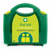 Buy Aura HSE 10 Person First Aid Kit (REL112) sold by eSuppliesMedical.co.uk