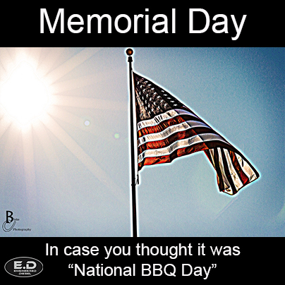 Engineered Diesel meme Memorial Day