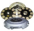 Powerstroke - Dual Disc Clutch Kit-650HP