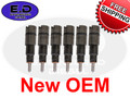 60hp Cummins 24v Injectors (Set of 6) - 1998 - 2002
