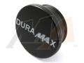 Turbo Resonator Delete Plug - Billet Black - Duramax 2004.5 - 2010