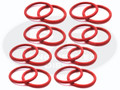 Injector Cup O-Ring - Duramax LB7 2001 - 2004 pkg of 16