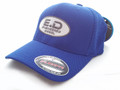 Engineered Diesel FlexFit Logo Hat - Cool & Dry - Royal Blue