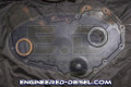 24v Cummins Front Timing Gear Cover - USED OEM- 1998.5 - 2002