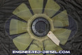 5.9L/6.7L Cummins Radiator Fan - USED OEM- 2003 - 2009