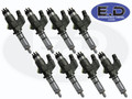 60hp 6.6L LB7 Duramax Injectors 2001 - 2004 - Set of 8