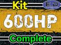 600 hp Complete Kit - Engineered Diesel - Cummins 5.9L 2003 - 2007