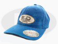 FlexFit Logo Hat - Engineered Diesel - Blue