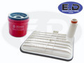 Allison Filter Kit - Internal Deep Filter (29542824) AND External Spin On Filter (29539579)