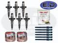 Complete Injector Service Kit - TorqueMaster Injector SET & OEM Install Kit - 5.9L Cummins 2004.5 - 2007