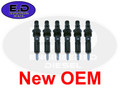5x.016 Cummins 12v Injectors (Set of 6) - 1994 - 1998