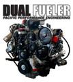 PPE Dual Fueler CP3 Kit W/O Pump GM 6.6L Duramax LB7 01-04