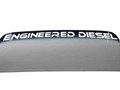Engineered Diesel Windshield Sticker - Fitted
