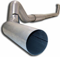 Cummins Exhaust - Turbo Back Single Side. 5in. Aluminized.