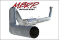 Cummins Exhaust - Turbo Back, Single Side. Aluminized