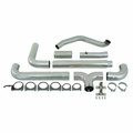 Powerstroke Exhaust - Turbo Back, Duals. 5in.
