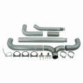 Cummins Exhaust - Turbo Back, Dual. 5in.