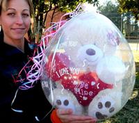 i love you 18 inch qualatex stuffing balloon 4