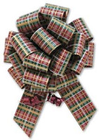 Festive Plaid Perfect Pull Bow