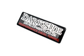 Darkside Developments Domed Resin Stickers / Badge
