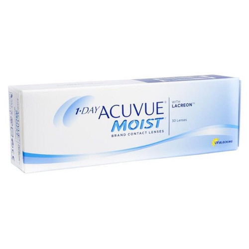 J&J ACUVUE MOIST 1DAY(30)