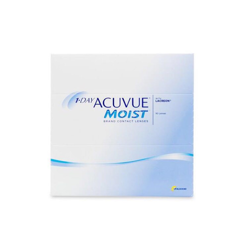 J&J ACUVUE MOIST 1 DAY(90)