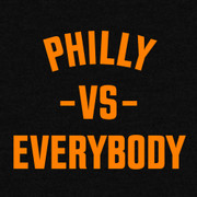 Philly Vs Everybody (Orange & Black)