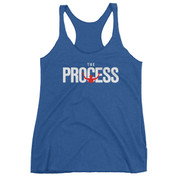 The Process Ladies' Racerback Tank