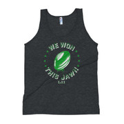 We Won This Jawn Unisex Tank Top