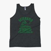 Veterans Stadium Football Unisex Tank Top
