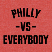 Philly Vs Everybody (Heather Orange)