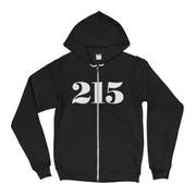 215 Zip Hoodie