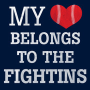 My Heart Belongs to the Fightins