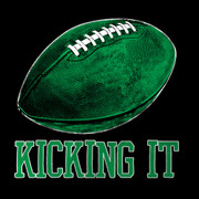 Kicking It - Football