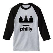 Das Philly Unisex Raglan