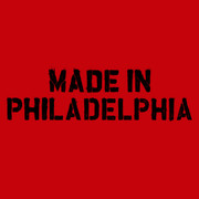 Made in Philadelphia (Red)