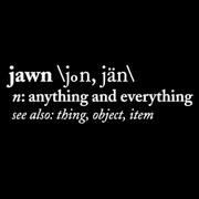 Jawn Definition (Black)