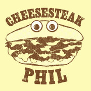 Cheesesteak Phil (Yellow)