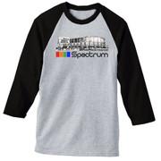 Spectrum Unisex Raglan (G/B)