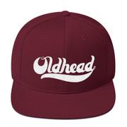 Oldhead Snapback Hat