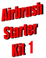 Airbrush Starter Kit   #1