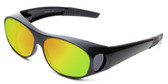 Calabria 7659 Polarized FitOver Sunglasses XL Size