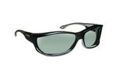 Haven Designer Fitover Sunglasses Foxen in Blue & Polarized Grey Lens (MEDIUM/LARGE)