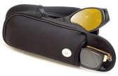 Calabria Fitover and Eyeglass Double Case