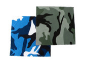 Camouflage Micro-Fiber Cleaning Cloth