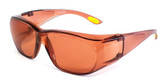 8533 Over Glasses UV Protection in Copper